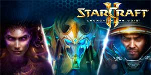 A Starcraft 2 Legacy of the Void